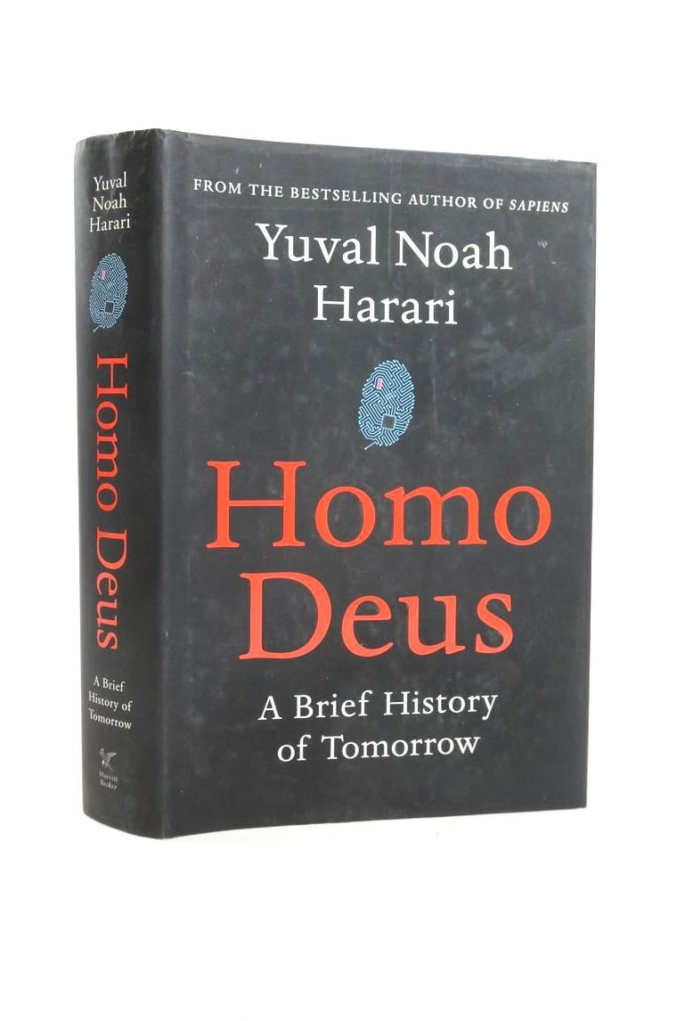 Photo of HOMO DEUS: A BRIEF HISTORY OF TOMORROW- Stock Number: 1821052
