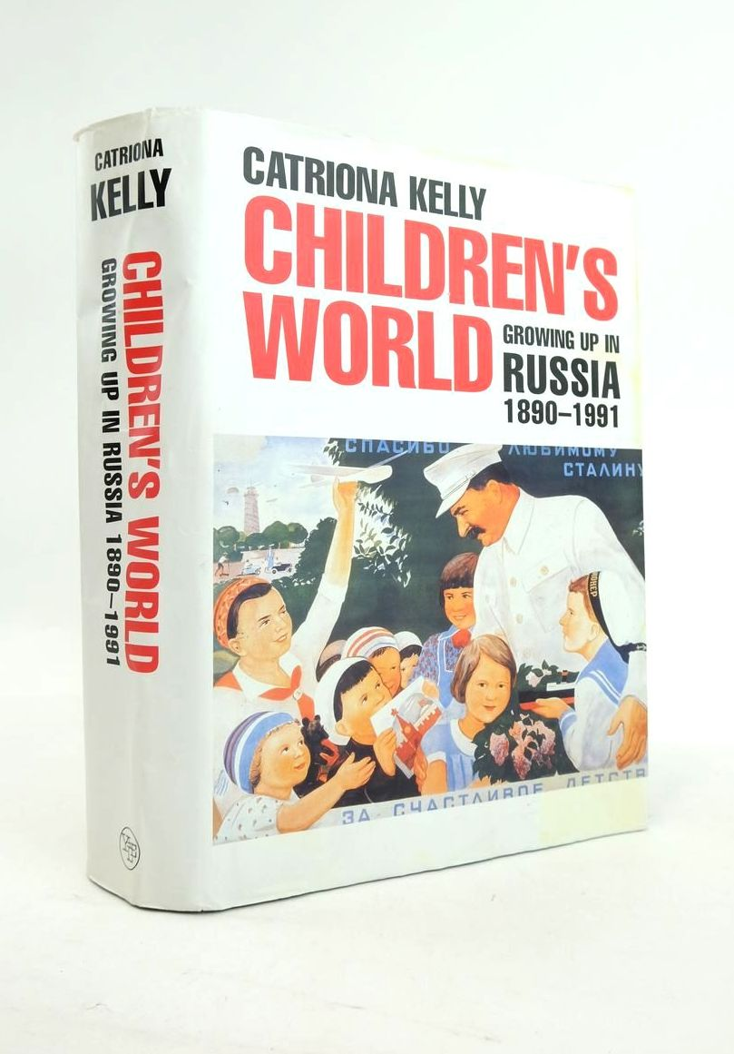 Photo of CHILDREN'S WORLD: GROWING UP IN RUSSIA, 1890-1991- Stock Number: 1821053