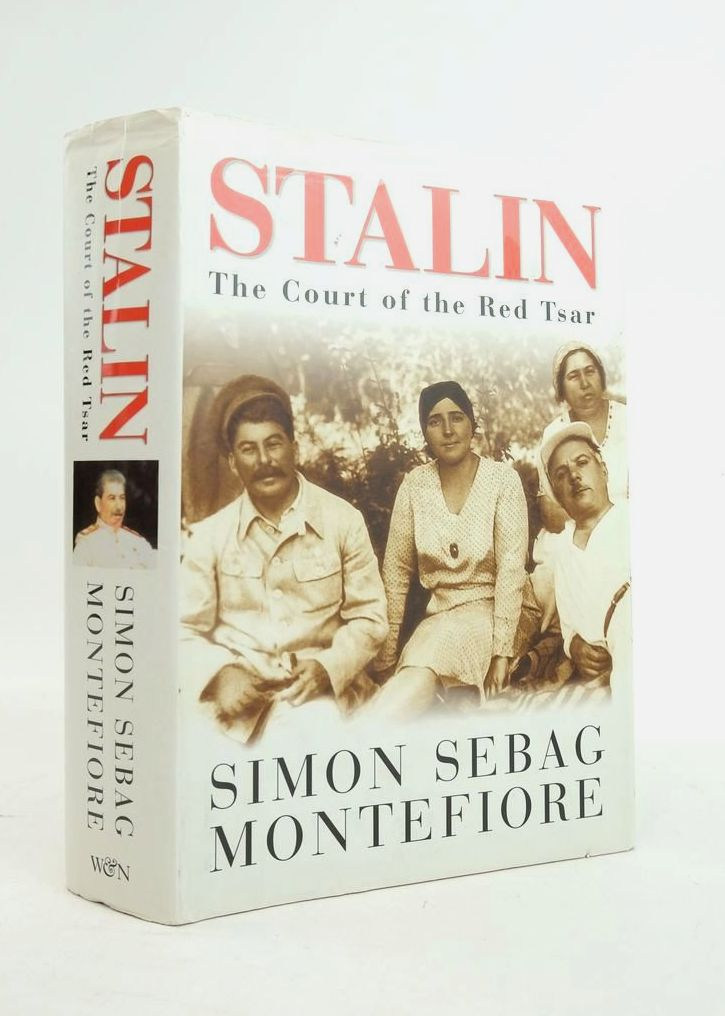 Photo of STALIN: THE COURT OF THE RED TSAR written by Montefiore, Simon Sebag published by Weidenfeld and Nicolson (STOCK CODE: 1821054)  for sale by Stella & Rose's Books