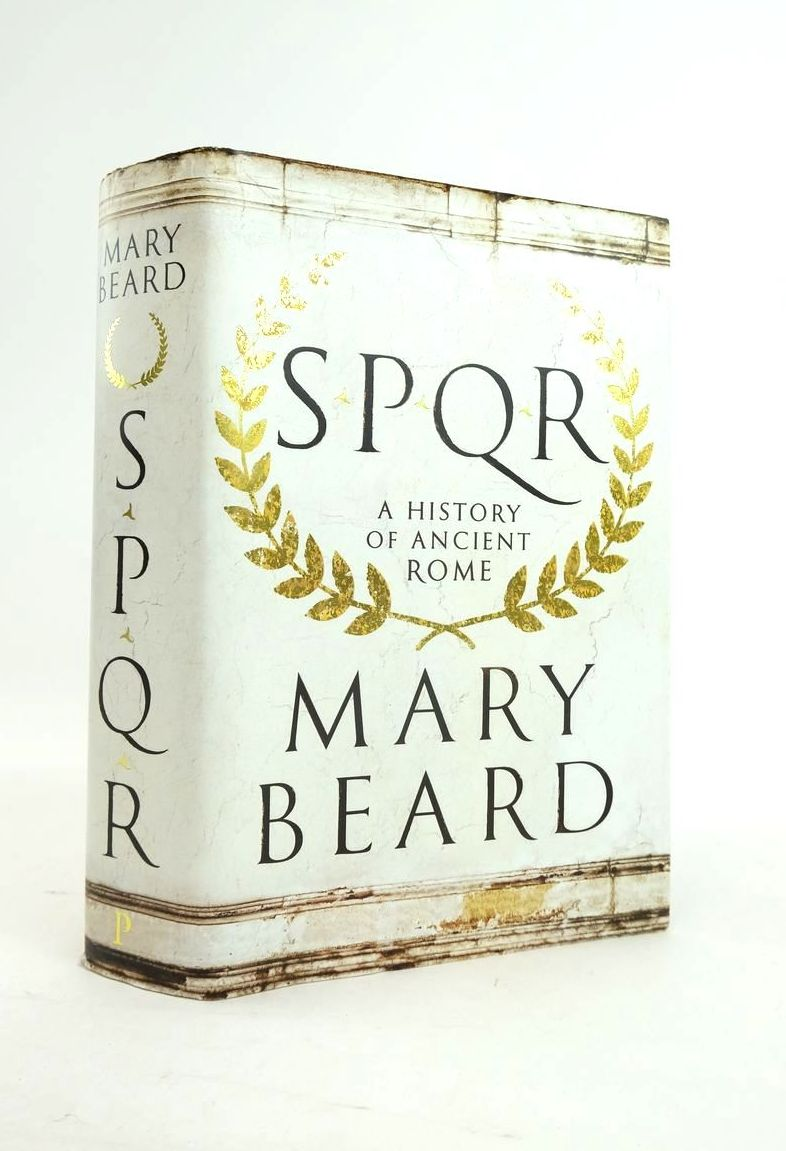 Photo of SPQR: A HISTORY OF ANCIENT ROME written by Beard, Mary published by Profile Books (STOCK CODE: 1821055)  for sale by Stella & Rose's Books