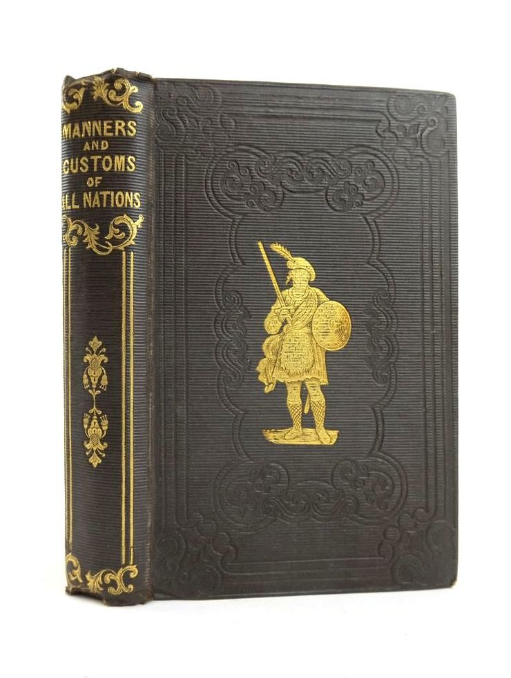 Photo of HABITS, MANNERS AND CUSTOMS OF ALL NATIONS FOR THE INSTRUCTION OF THE YOUNG published by Edward Lacey (STOCK CODE: 1821068)  for sale by Stella & Rose's Books