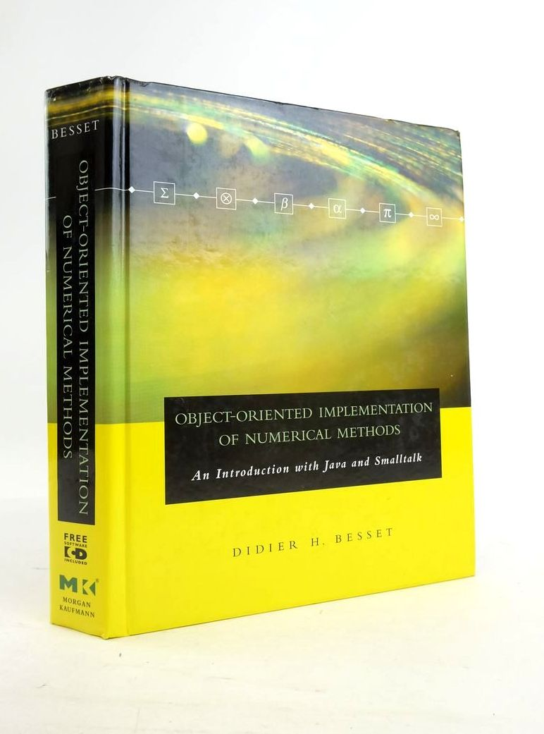 Photo of OBJECT-ORIENTED IMPLEMENTATION OF NUMERICAL METHODS: AN INTRODUCTION WITH JAVA AND SMALLTALK written by Besset, Didier H. published by Morgan Kaufmann (STOCK CODE: 1821071)  for sale by Stella & Rose's Books