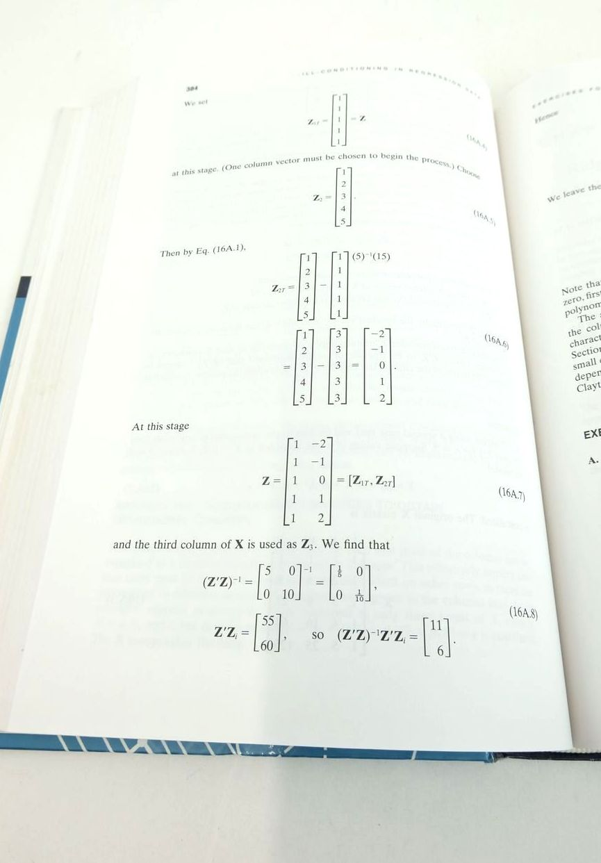 Photo of APPLIED REGRESSION ANALYSIS written by Draper, Norman R. Smith, Harry published by John Wiley & Sons (STOCK CODE: 1821091)  for sale by Stella & Rose's Books