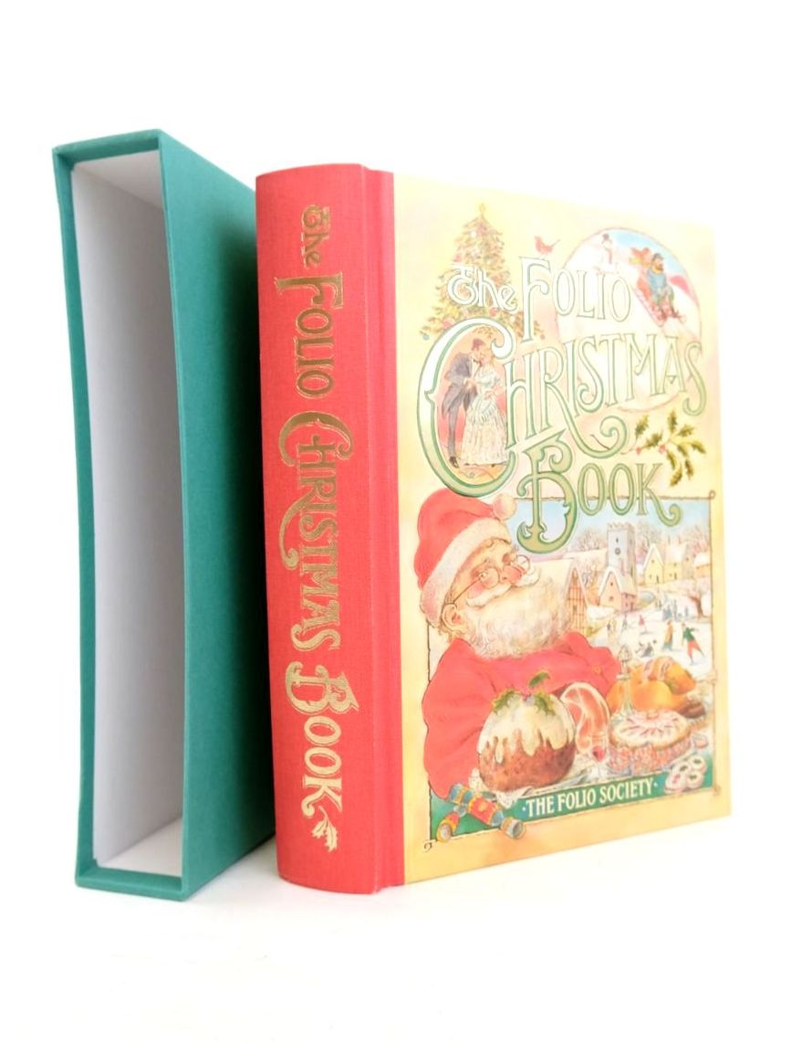 Photo of THE FOLIO CHRISTMAS BOOK published by Folio Society (STOCK CODE: 1821092)  for sale by Stella & Rose's Books