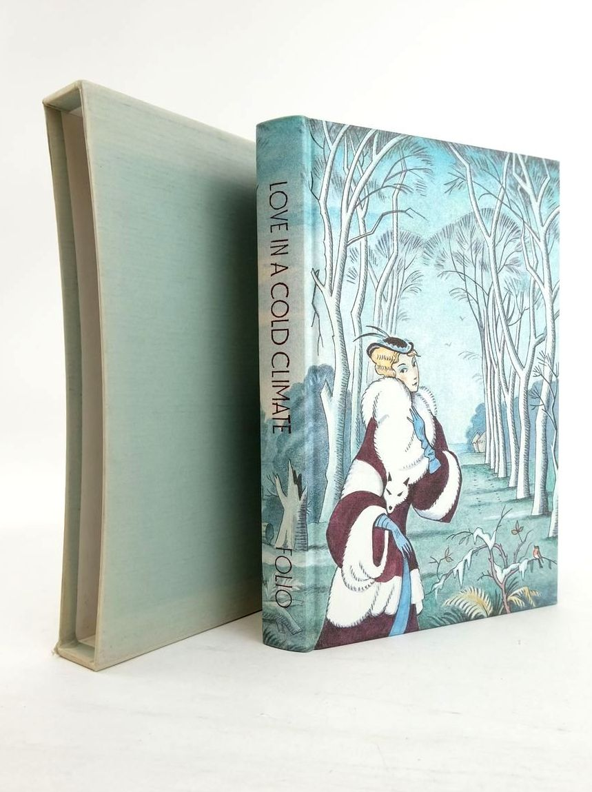 Photo of LOVE IN A COLD CLIMATE written by Mitford, Nancy Tennant, Pauline illustrated by Pym, Roland published by Folio Society (STOCK CODE: 1821104)  for sale by Stella & Rose's Books