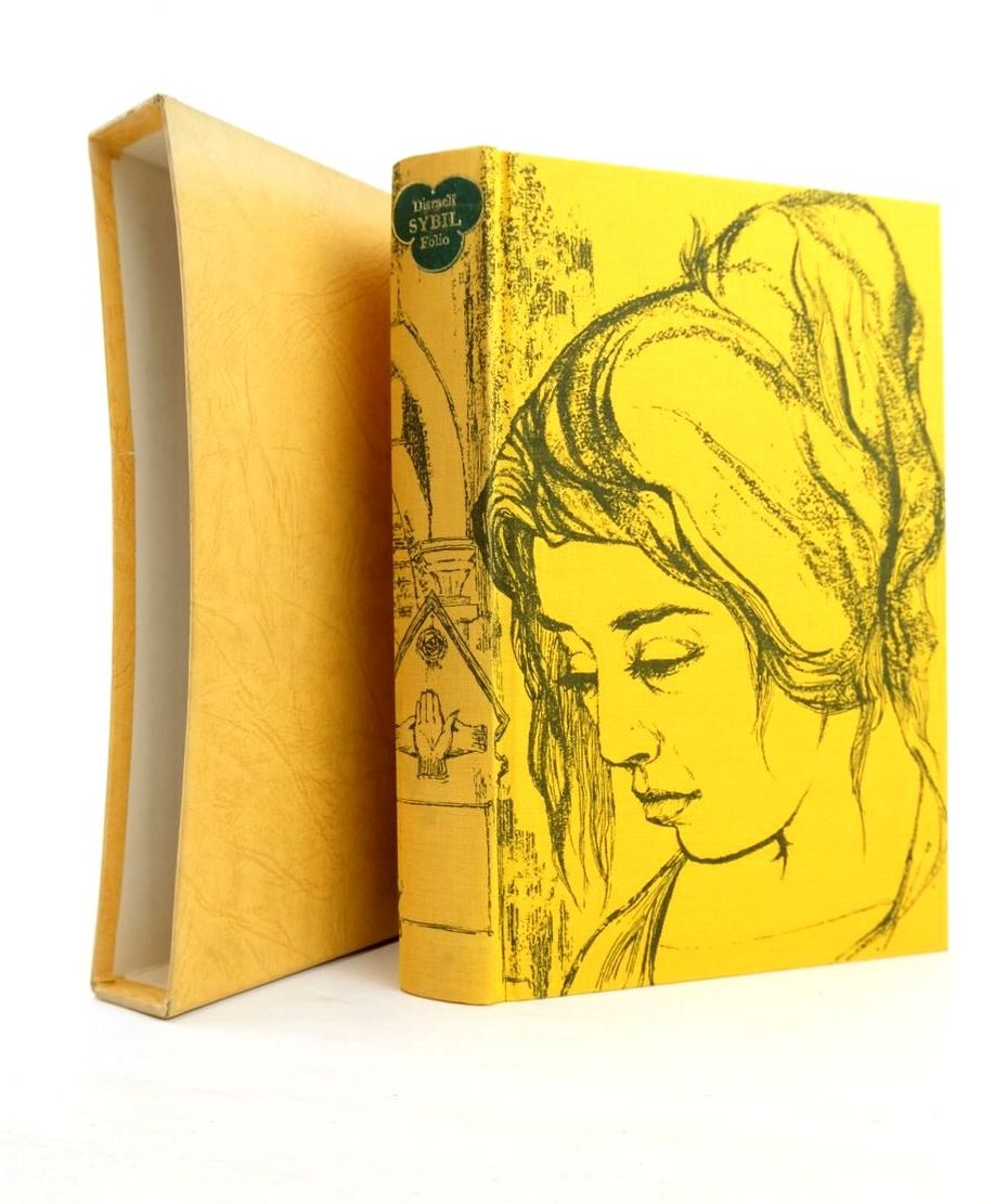 Photo of SYBIL OR THE TWO NATIONS written by Disraeli, Benjamin Cormack, Patrick illustrated by Lambourne, Nigel published by Folio Society (STOCK CODE: 1821107)  for sale by Stella & Rose's Books