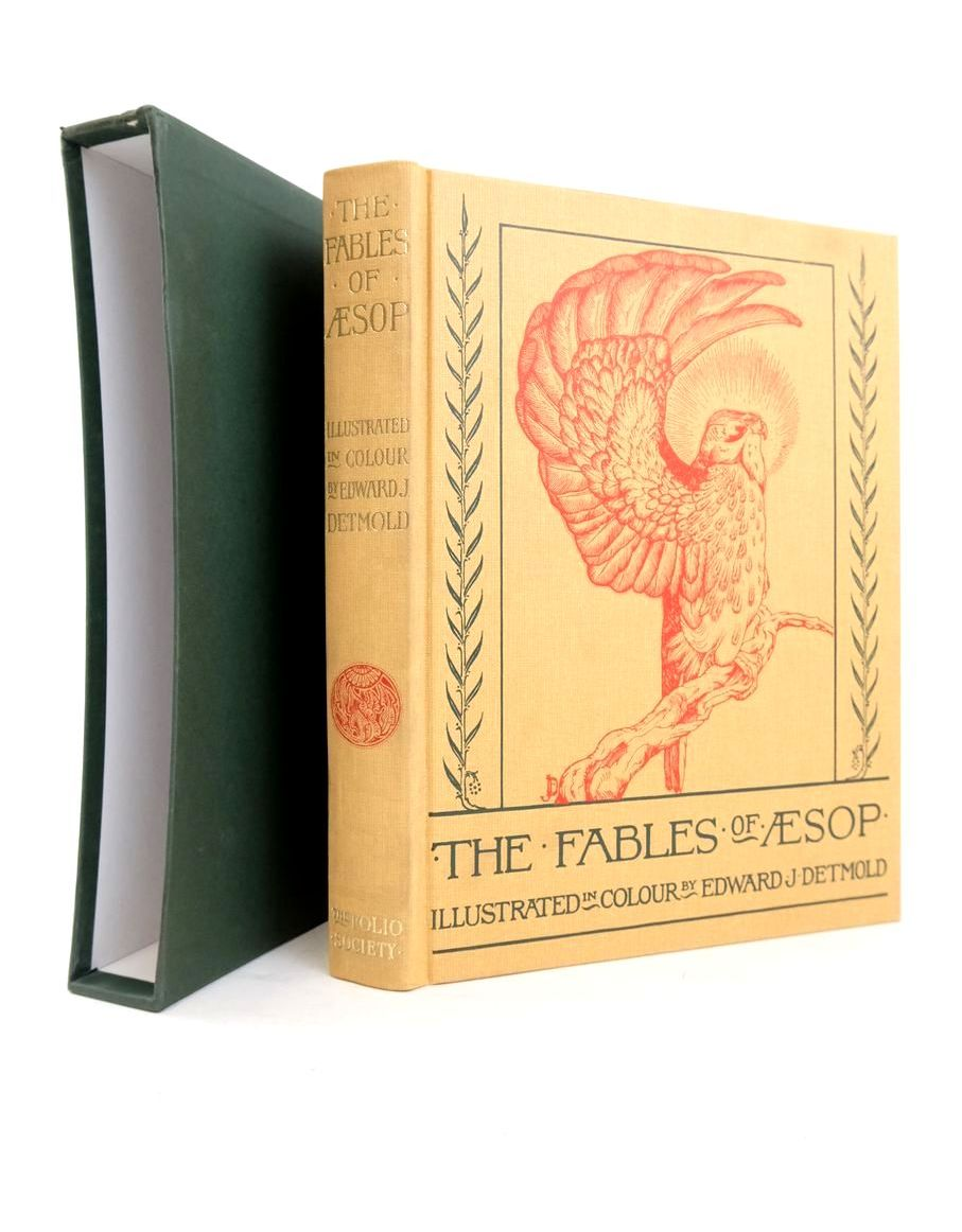 Photo of THE FABLES OF AESOP- Stock Number: 1821110