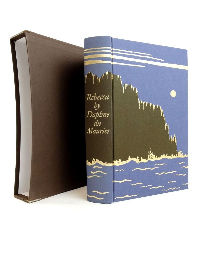 Photo of REBECCA written by Du Maurier, Daphne illustrated by Clark, Emma Chichester published by Folio Society (STOCK CODE: 1821114)  for sale by Stella & Rose's Books