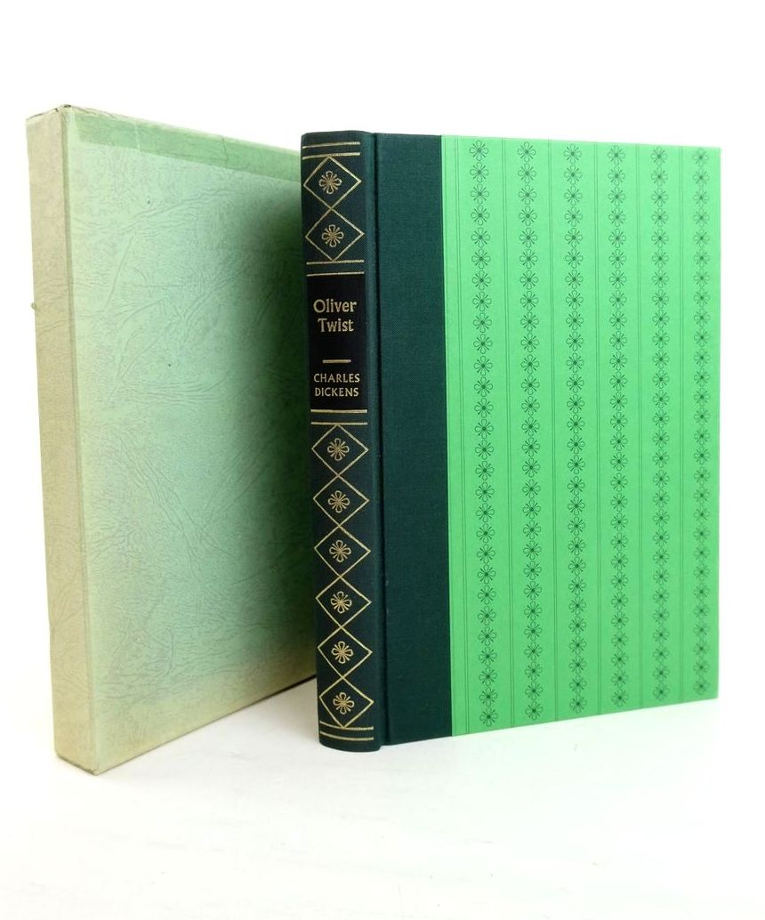 Photo of THE ADVENTURES OF OLIVER TWIST written by Dickens, Charles Hibbert, Christopher illustrated by Keeping, Charles published by Folio Society (STOCK CODE: 1821120)  for sale by Stella & Rose's Books