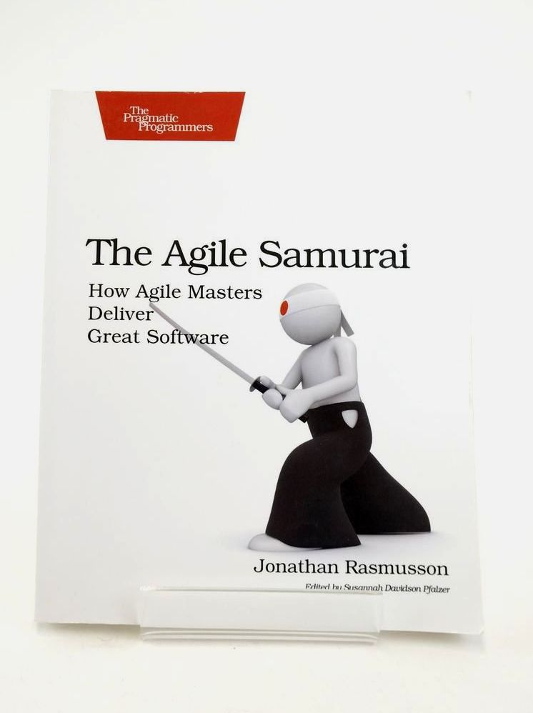 Photo of THE AGILE SAMURAI: HOW AGILE MASTERS DELIVER GREAT SOFTWARE- Stock Number: 1821137