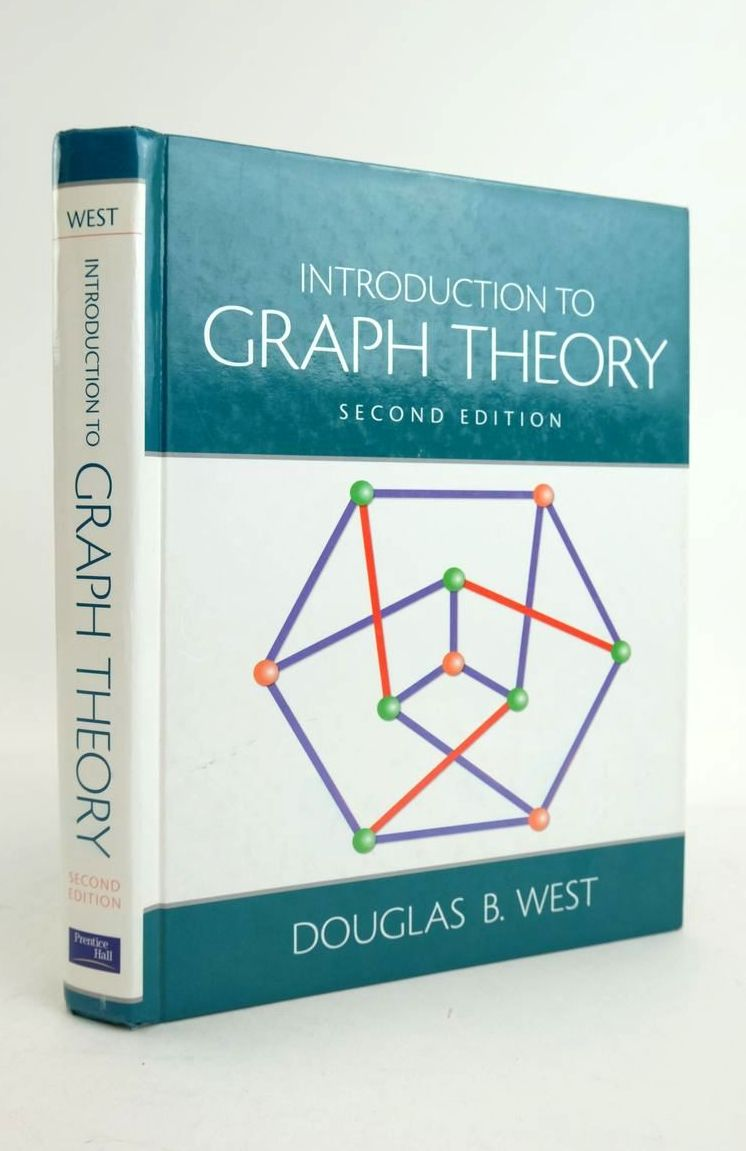Photo of INTRODUCTION TO GRAPH THEORY written by West, Douglas B. published by Prentice-Hall Inc. (STOCK CODE: 1821140)  for sale by Stella & Rose's Books