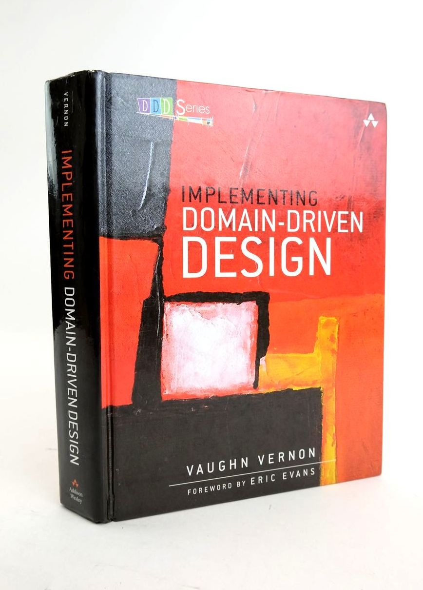 Photo of IMPLEMENTING DOMAIN-DRIVEN DESIGN- Stock Number: 1821141