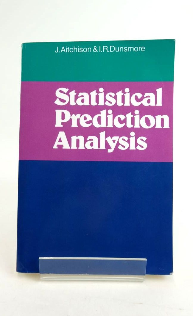 Photo of STATISTICAL PREDICTION ANALYSIS- Stock Number: 1821142