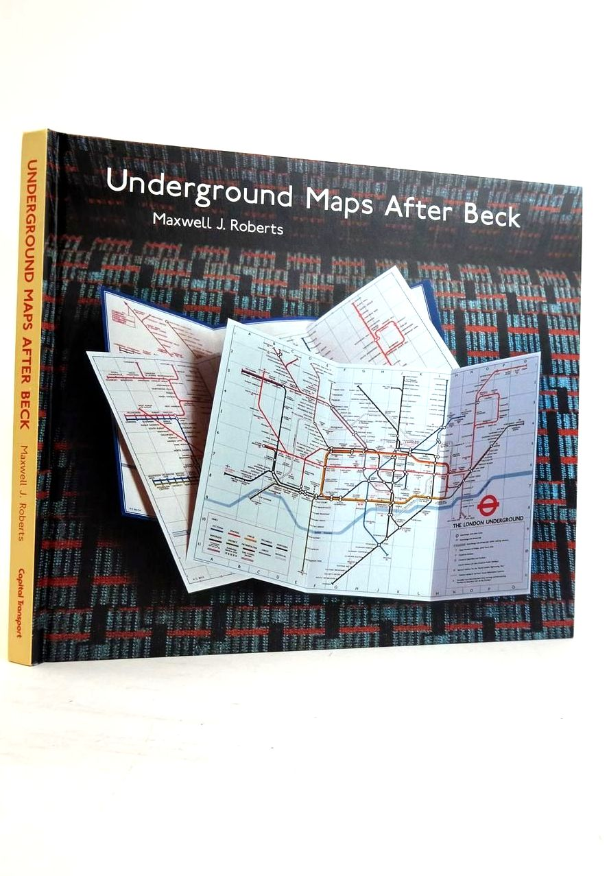 Photo of UNDERGROUND MAPS AFTER BECK- Stock Number: 1821146