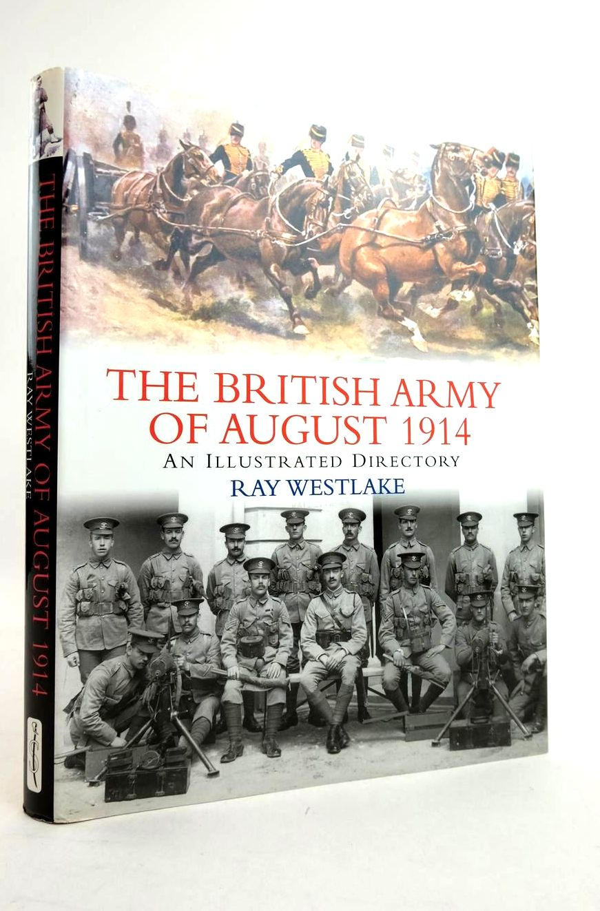 Photo of THE BRITISH ARMY OF AUGUST 1914: AN ILLUSTRATED DIRECTORY- Stock Number: 1821147