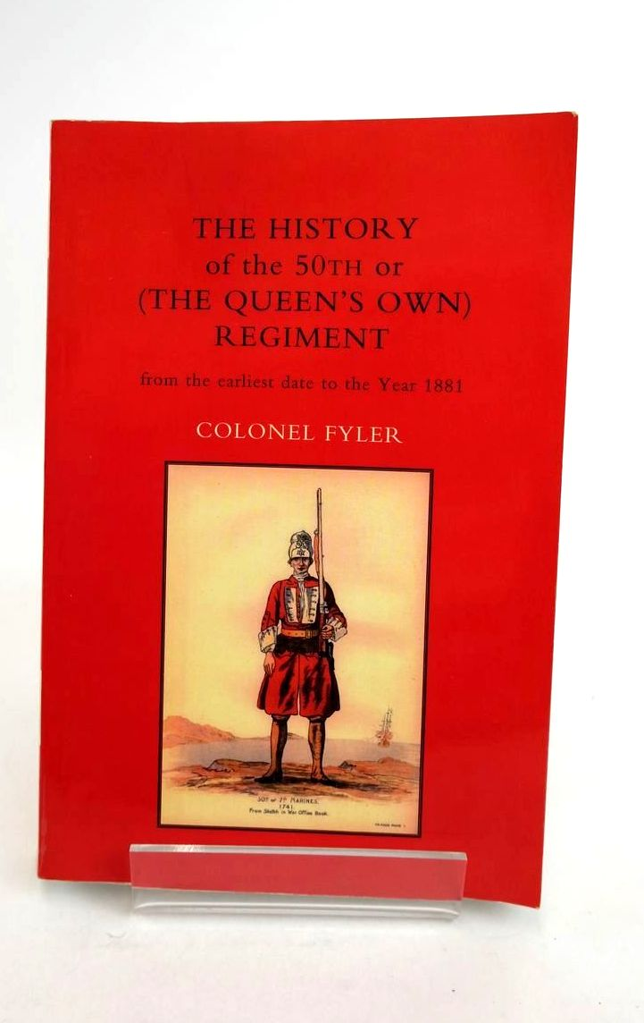 Photo of THE HISTORY OF THE 50TH OR (THE QUEEN'S OWN) REGIMENT- Stock Number: 1821160