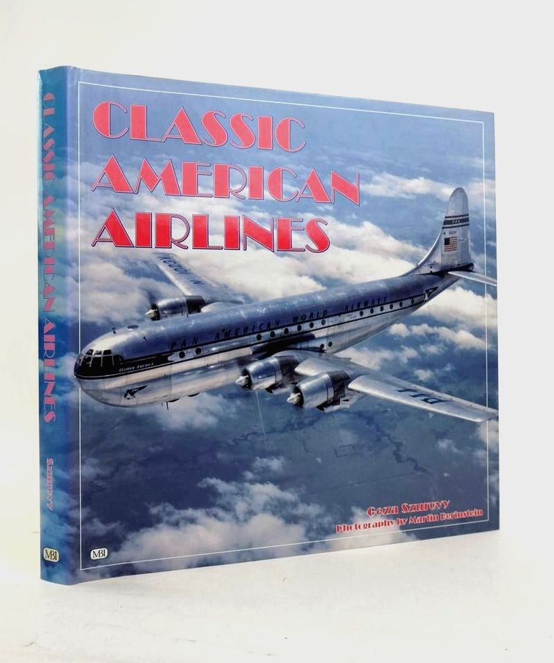 Photo of CLASSIC AMERICAN AIRLINES- Stock Number: 1821166