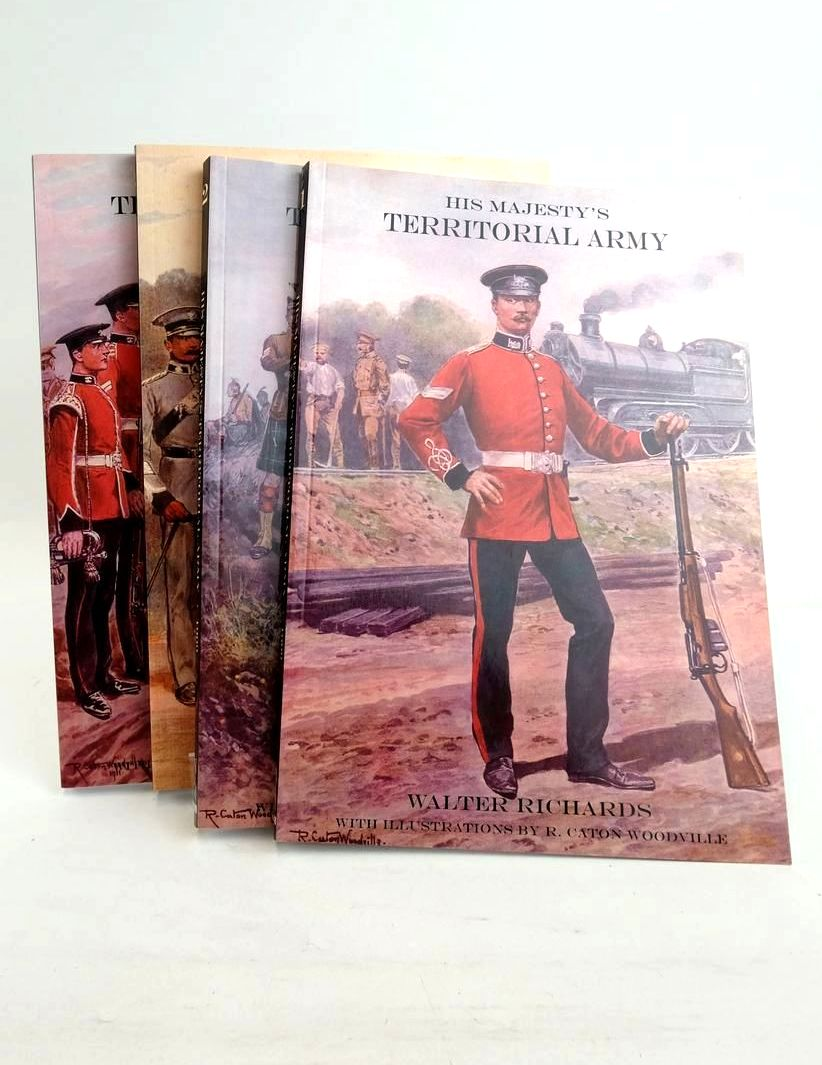 Photo of HIS MAJESTY'S TERRITORIAL ARMY (4 VOLUMES)- Stock Number: 1821171