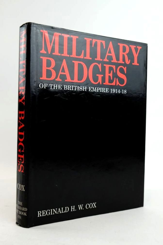 Photo of MILITARY BADGES OF THE BRITISH EMPIRE 1914-18- Stock Number: 1821177
