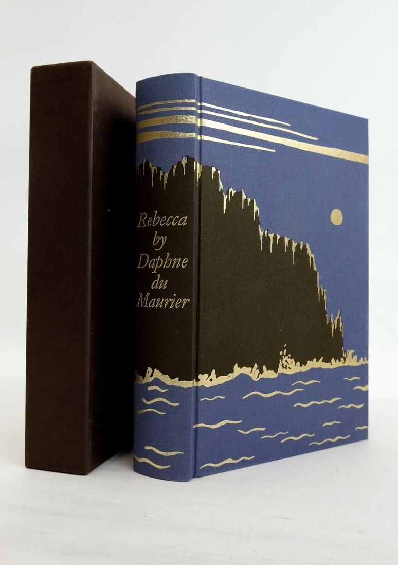 Photo of REBECCA written by Du Maurier, Daphne illustrated by Clark, Emma Chichester published by Folio Society (STOCK CODE: 1821183)  for sale by Stella & Rose's Books