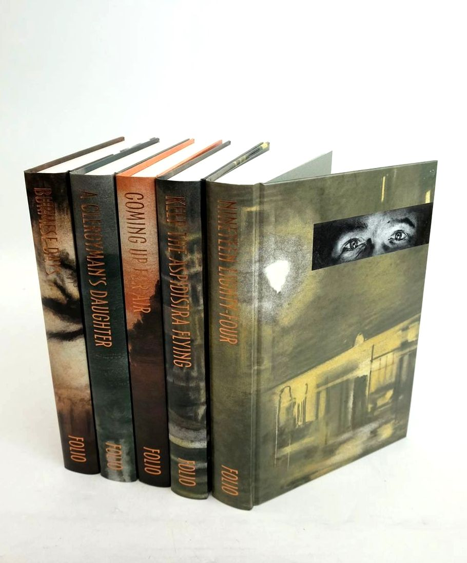 Photo of COMPLETE NOVELS (5 VOLUMES) written by Orwell, George