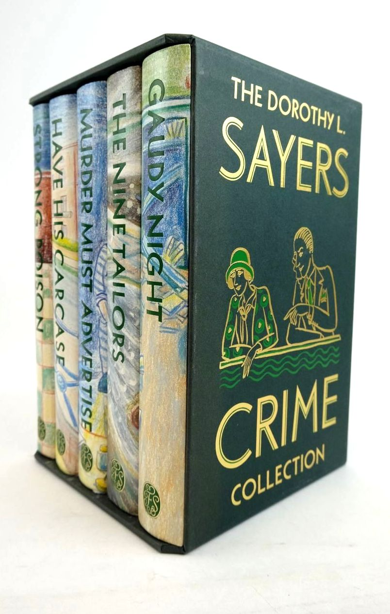 Photo of THE DOROTHY L. SAYERS CRIME COLLECTION (5 VOLUMES) written by Sayers, Dorothy L.
