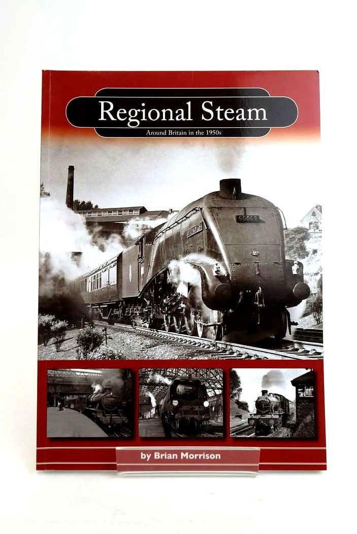 Photo of REGIONAL STEAM: AROUND BRITAIN IN THE 1950S- Stock Number: 1821195