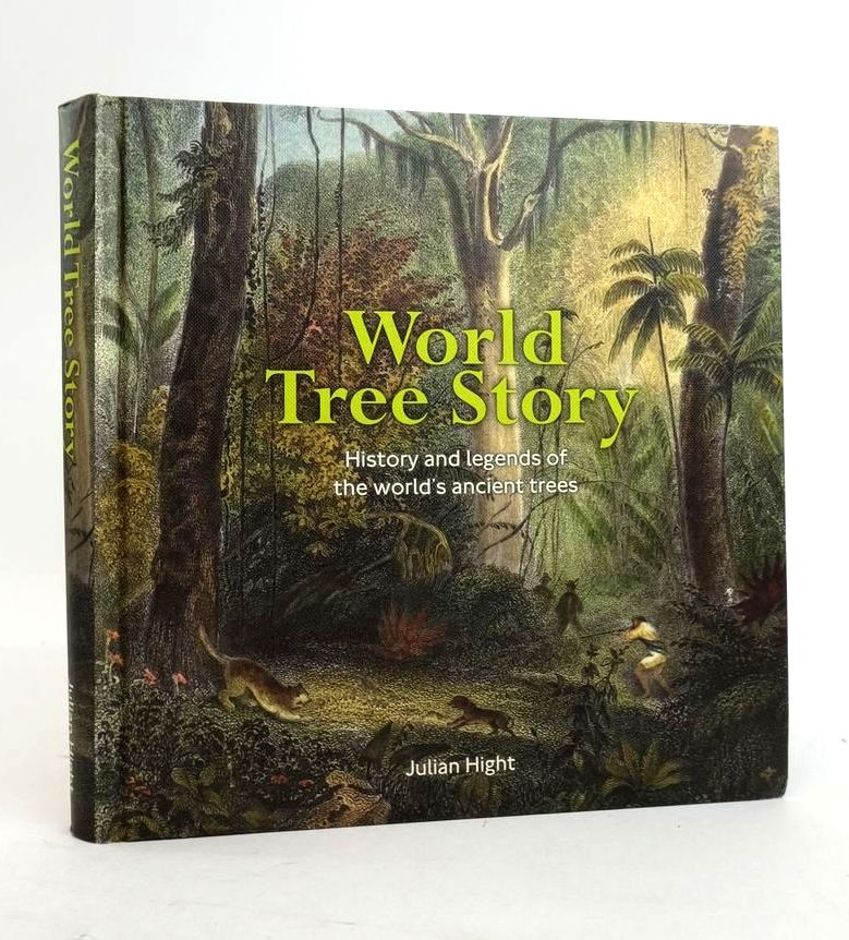 Photo of WORLD TREE STORY: HISTORY AND LEGENDS OF THE WORLD'S ANCIENT TREES- Stock Number: 1821212
