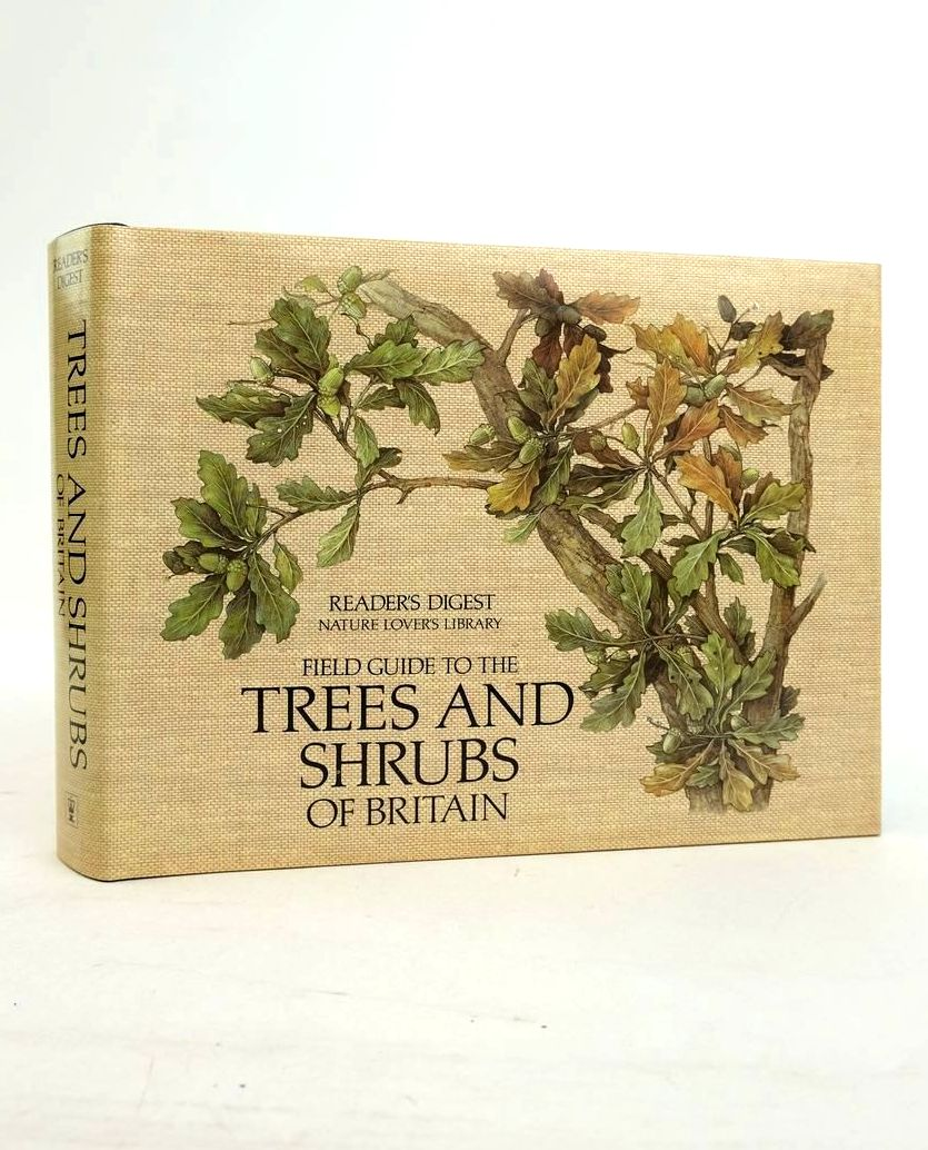 Photo of FIELD GUIDE TO THE TREES AND SHRUBS OF BRITAIN- Stock Number: 1821222