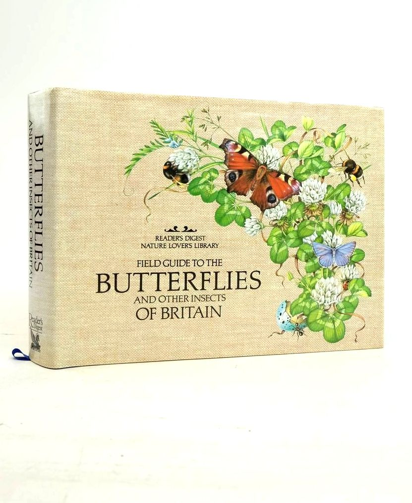 Photo of FIELD GUIDE TO THE BUTTERFLIES AND OTHER INSECTS OF BRITAIN published by Reader's Digest (STOCK CODE: 1821224)  for sale by Stella & Rose's Books