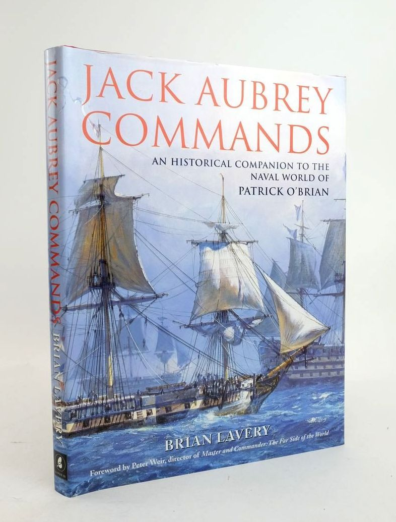 Photo of JACK AUBREY COMMANDS: AN HISTORICAL COMPANION TO THE NAVAL WORLD- Stock Number: 1821235