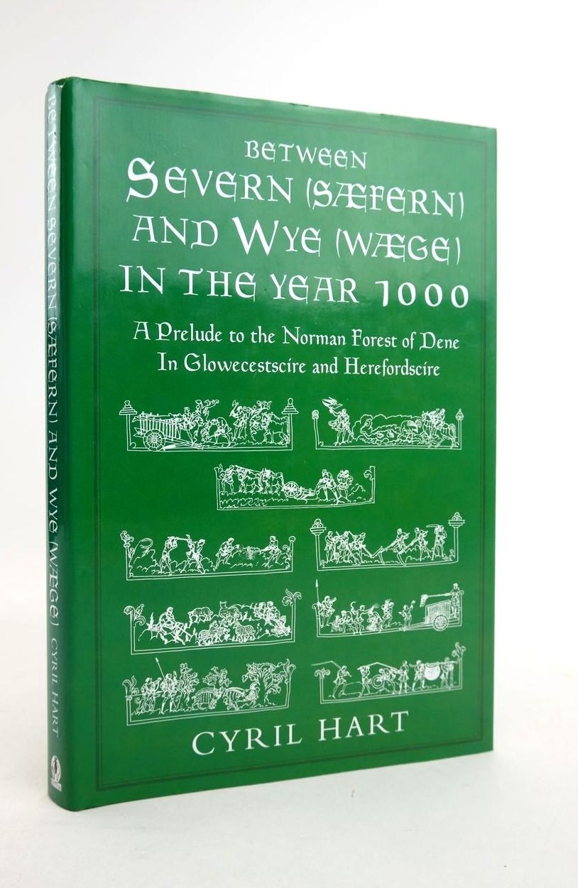 Photo of BETWEEN SEVERN AND WYE IN THE YEAR 1000 written by Hart, Cyril published by Sutton Publishing (STOCK CODE: 1821249)  for sale by Stella & Rose's Books