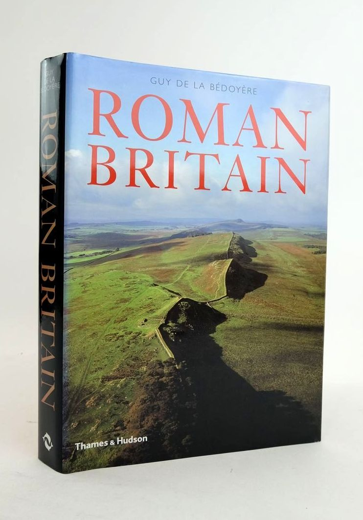 Photo of ROMAN BRITAIN: A NEW HISTORY written by De La Bedoyere, Guy published by Thames and Hudson (STOCK CODE: 1821251)  for sale by Stella & Rose's Books