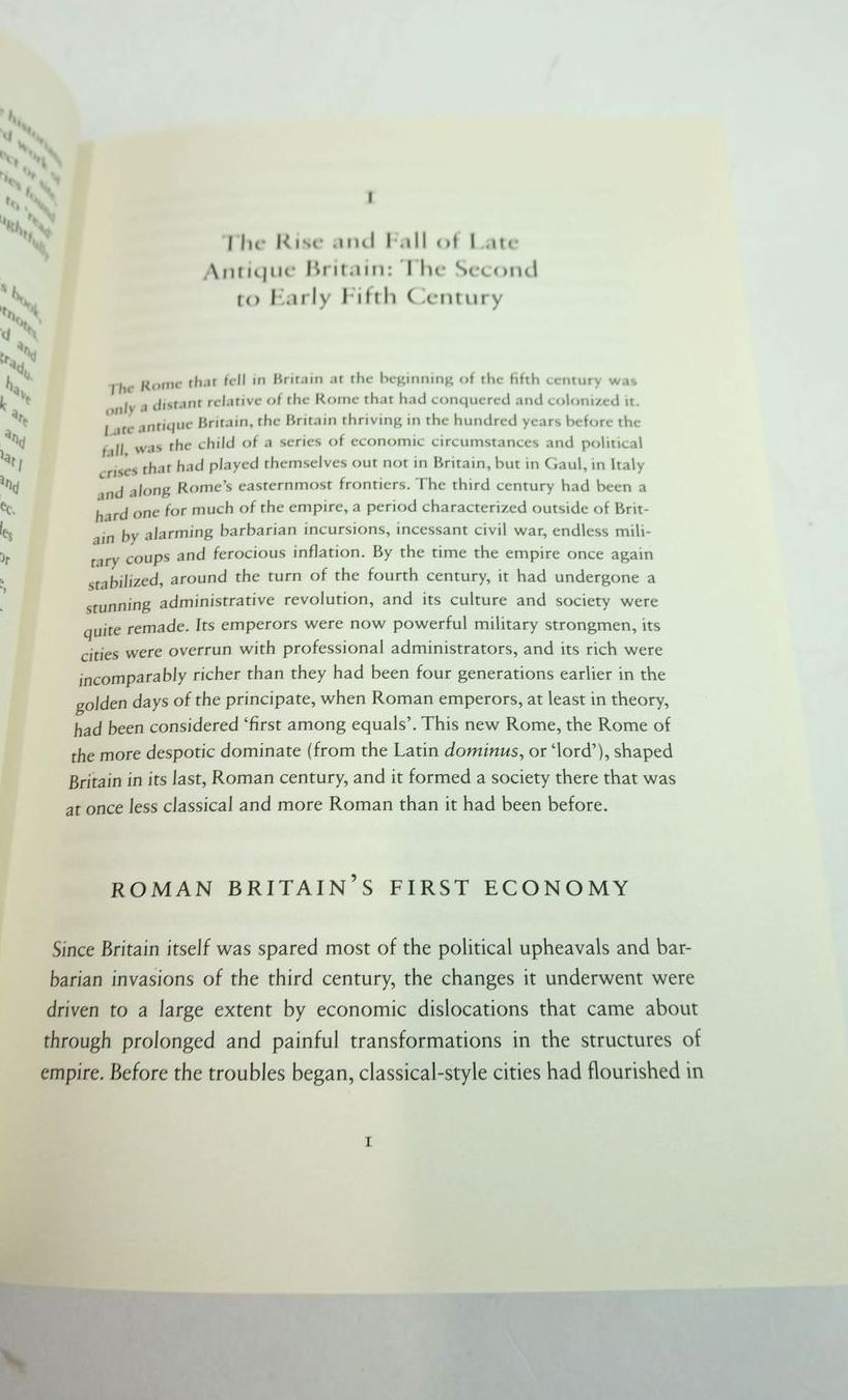 Photo of BRITAIN AFTER ROME THE FALL AND RISE 400-1070 written by Fleming, Robin published by Allen Lane (STOCK CODE: 1821257)  for sale by Stella & Rose's Books