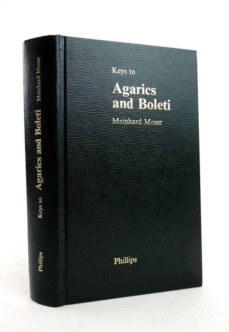 Photo of KEYS TO AGARICS AND BOLETI- Stock Number: 1821264