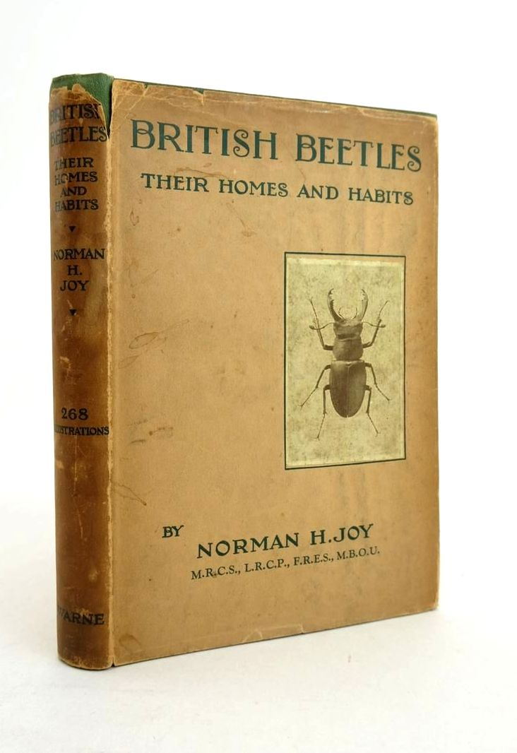 Photo of BRITISH BEETLES THEIR HOMES AND HABITS written by Joy, Norman H. published by Frederick Warne & Co Ltd. (STOCK CODE: 1821266)  for sale by Stella & Rose's Books