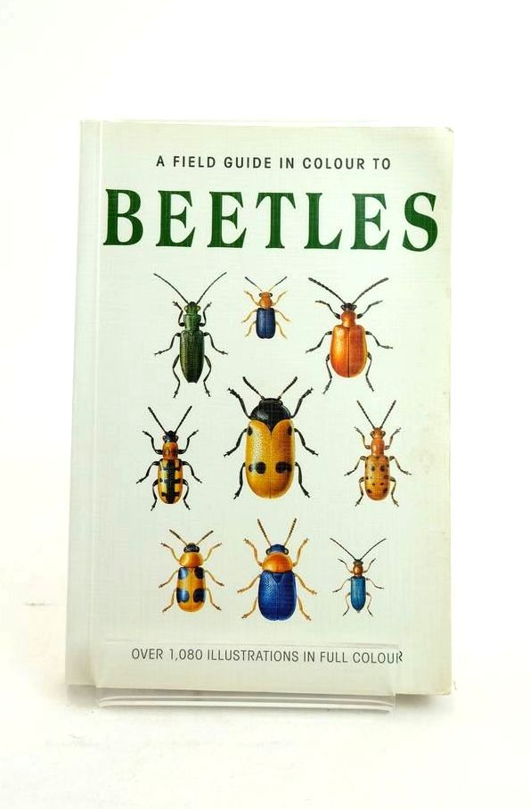 Photo of A FIELD GUIDE IN COLOUR TO BEETLES written by Harde, K.W. Hammond, P.M. illustrated by Severa, F. published by Blitz Editions (STOCK CODE: 1821269)  for sale by Stella & Rose's Books