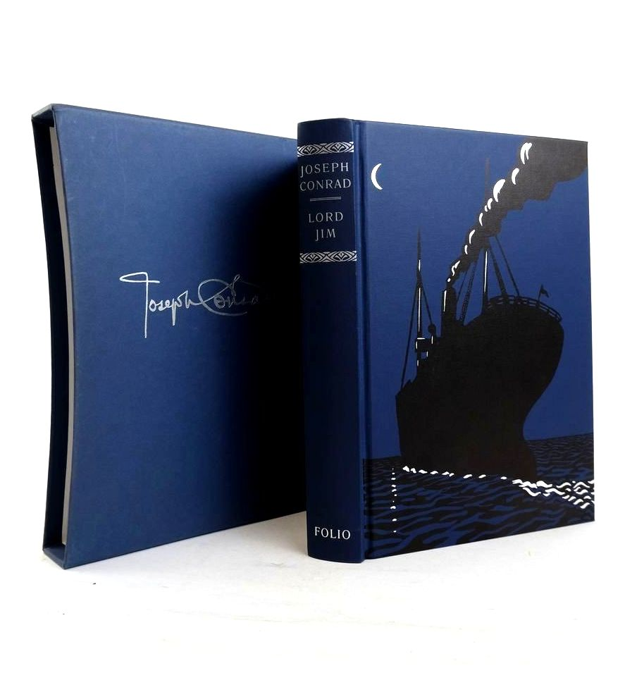Photo of LORD JIM: A TALE written by Conrad, Joseph Young, Gavin illustrated by Mosley, Francis published by Folio Society (STOCK CODE: 1821278)  for sale by Stella & Rose's Books