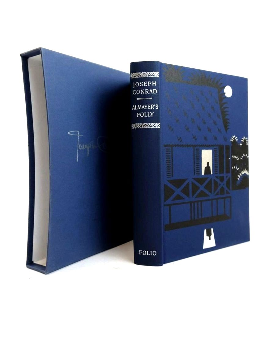 Photo of ALMAYER'S FOLLY AND TALES OF UNREST written by Conrad, Joseph Woodman, Richard illustrated by Mosley, Francis published by Folio Society (STOCK CODE: 1821281)  for sale by Stella & Rose's Books