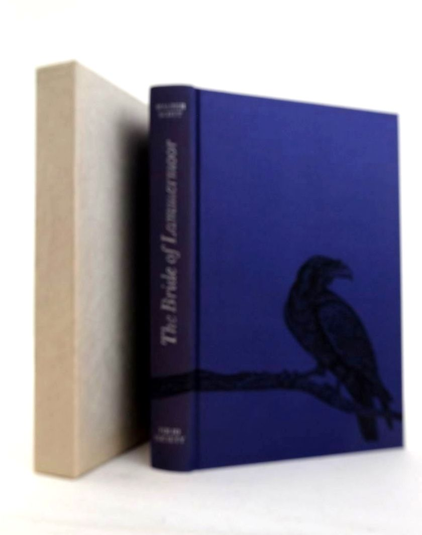 Photo of THE BRIDE OF LAMMERMOOR written by Scott, Walter Phelps, Gilbert illustrated by Scullard, Sue published by Folio Society (STOCK CODE: 1821284)  for sale by Stella & Rose's Books