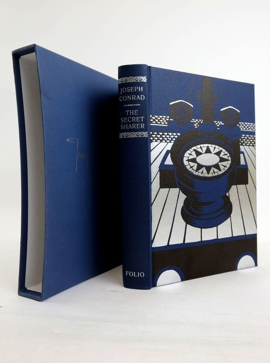 Photo of THE SECRET SHARER AND OTHER STORIES written by Conrad, Joseph Harding, Jeremy illustrated by Mosley, Francis published by Folio Society (STOCK CODE: 1821285)  for sale by Stella & Rose's Books