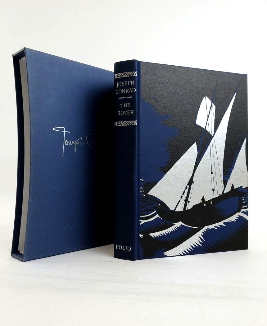 Photo of THE ROVER written by Conrad, Joseph Fletcher, Christopher illustrated by Mosley, Francis published by Folio Society (STOCK CODE: 1821286)  for sale by Stella & Rose's Books
