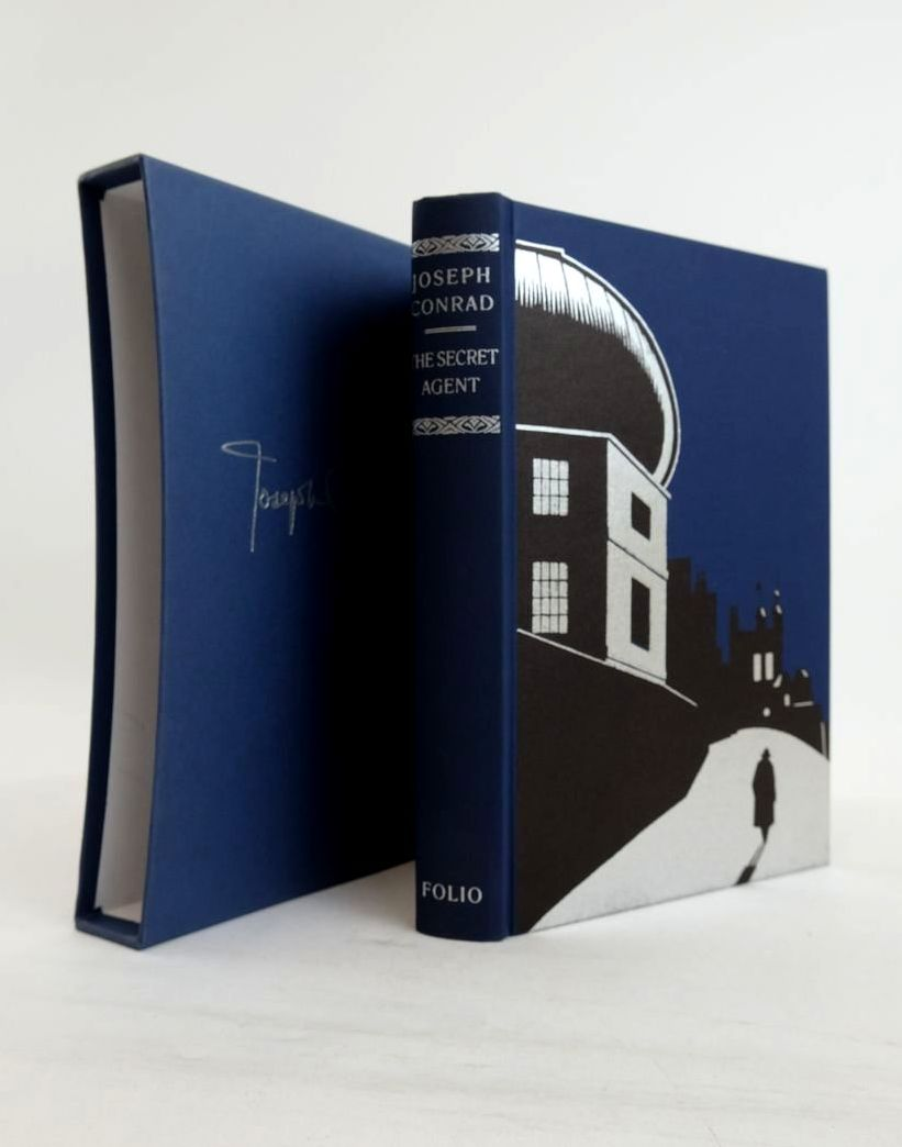 Photo of THE SECRET AGENT: A SIMPLE TALE written by Conrad, Joseph Ward, Colin illustrated by Mosley, Francis published by Folio Society (STOCK CODE: 1821288)  for sale by Stella & Rose's Books