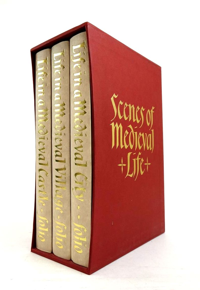 Photo of SCENES OF MEDIEVAL LIFE (3 VOLUMES)- Stock Number: 1821297
