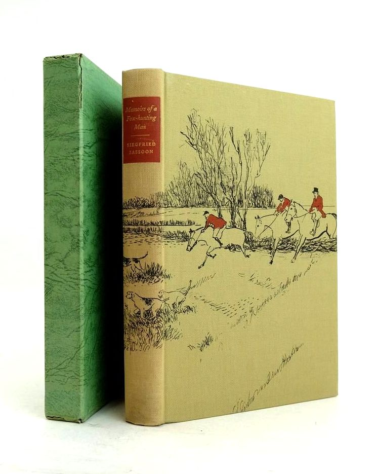 Photo of MEMOIRS OF A FOX-HUNTING MAN- Stock Number: 1821300