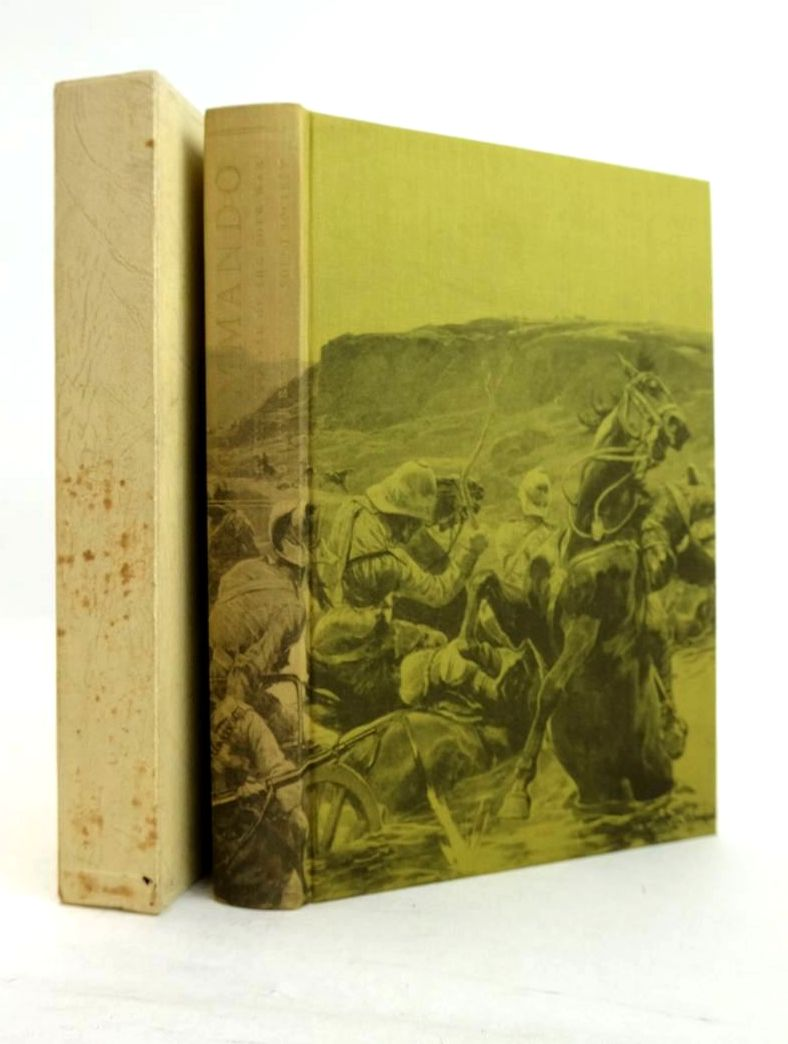 Photo of COMMANDO written by Reitz, Deneys Cooper, Leo published by Folio Society (STOCK CODE: 1821301)  for sale by Stella & Rose's Books