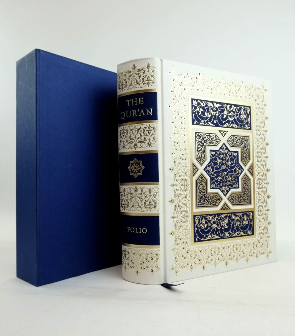 Photo of THE QUR'AN written by Pickthall, Marmaduke published by Folio Society (STOCK CODE: 1821330)  for sale by Stella & Rose's Books