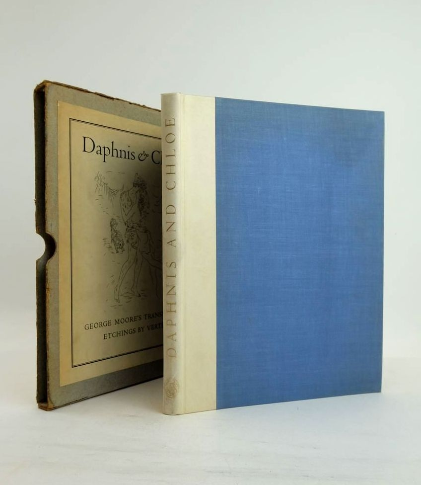 Photo of THE PASTORAL LOVES OF DAPHNIS & CHLOE written by Moore, George illustrated by Vertes, Marcel published by Folio Society (STOCK CODE: 1821342)  for sale by Stella & Rose's Books