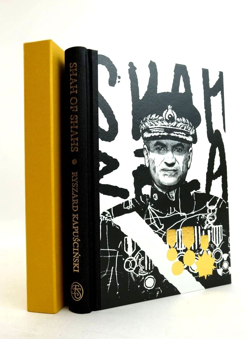Photo of SHAH OF SHAHS written by Kapuscinski, Ryszard Bahari, Maziar published by Folio Society (STOCK CODE: 1821358)  for sale by Stella & Rose's Books