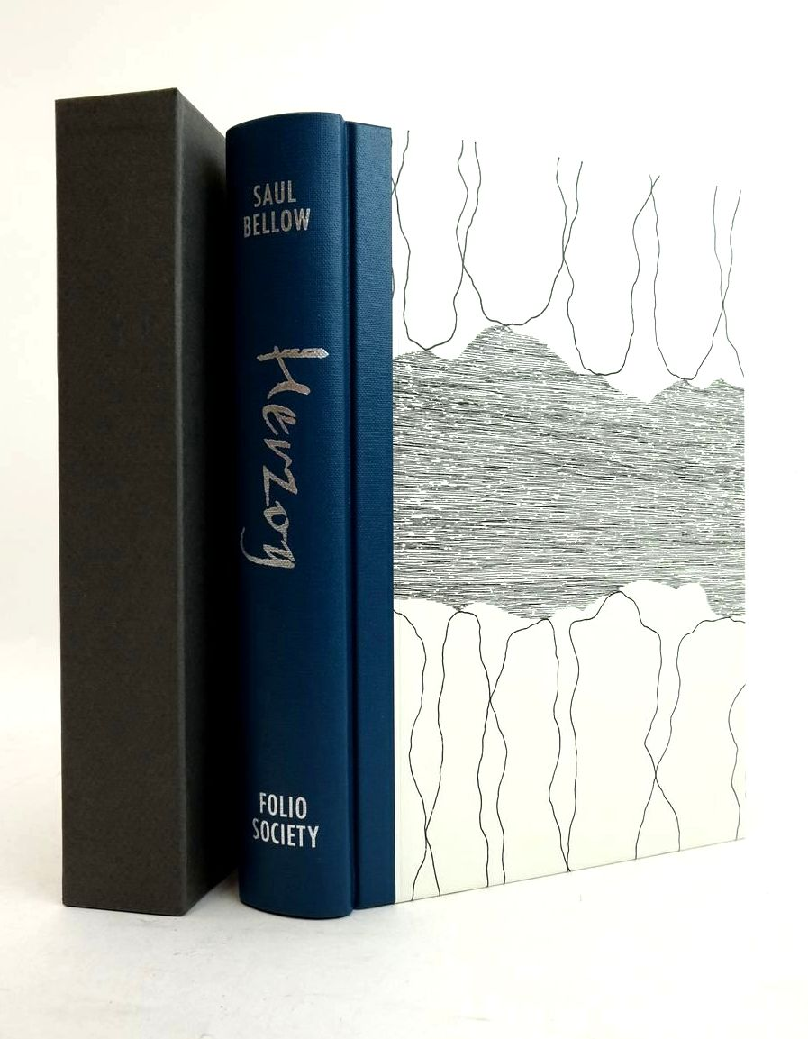 Photo of HERZOG written by Bellow, Saul Bradbury, Malcolm published by Folio Society (STOCK CODE: 1821359)  for sale by Stella & Rose's Books